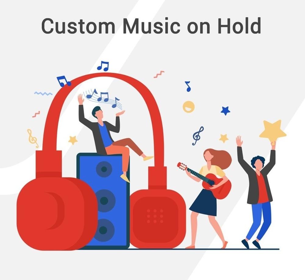 Custom Music on Hold